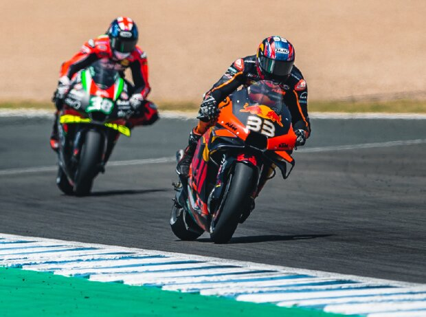 Brad Binder, Bradley Smith