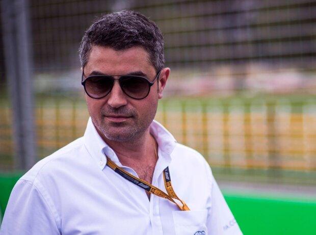 Michael Masi