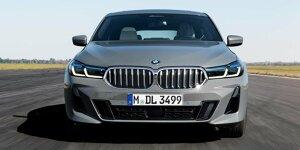 BMW 6er Gran Turismo: News, Gerüchte, Tests
