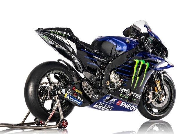 Yamaha YZR-M1 für die MotoGP-Saison 2020