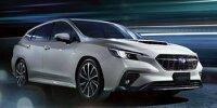 2021 Subaru Levorg Produktionsversion