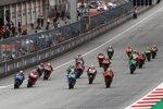 MotoGP-Start in Spielberg