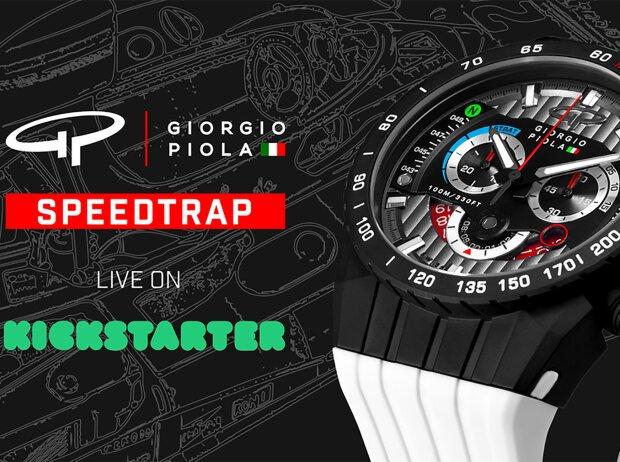 Speedtrap: Kickstarter-Kampagne von Giorgio Piola