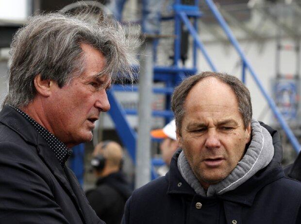 Gerhard Berger, Hermann Tomczyk