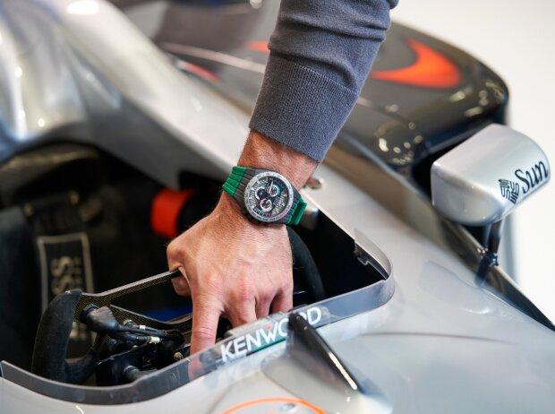 Speedtrap: Uhr von Giorgio Piola