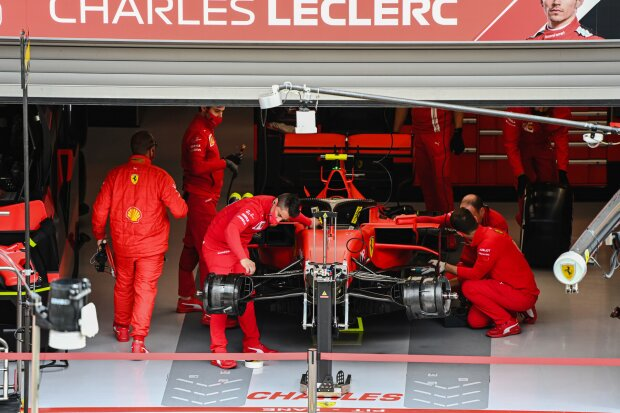 Charles Leclerc Ferrari Ferrari F1 ~Charles Leclerc (Ferrari) ~