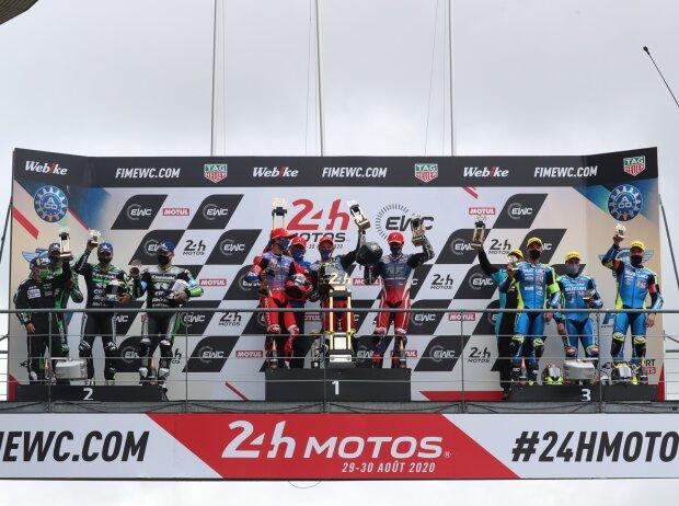 24h Le Mans EWC
