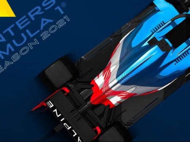 Alpine steigt in die Formel 1 ein