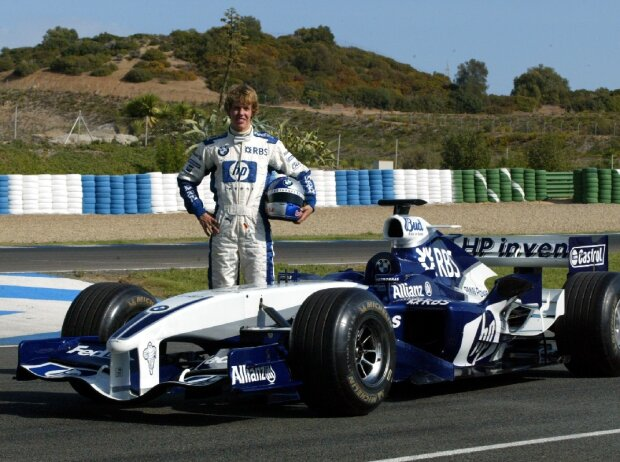 Sebastian Vettel, Williams FW27
