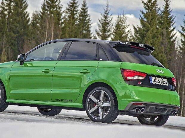 Audi S1 (2014-2018)