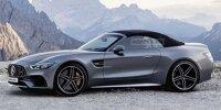 Mercedes SL Rendering