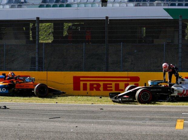 Carlos Sainz, Kevin Magnussen