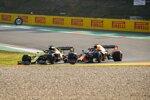 Daniel Ricciardo (Renault) und Alexander Albon (Red Bull)