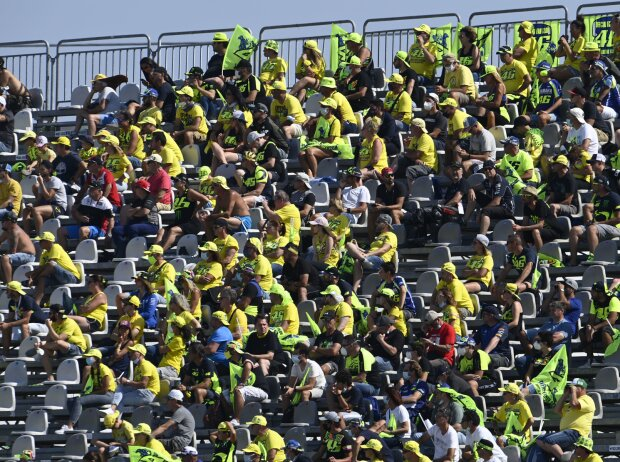 Rossi-Fans