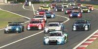 Digitale Nürburgring Langstrecken-Serie, Start