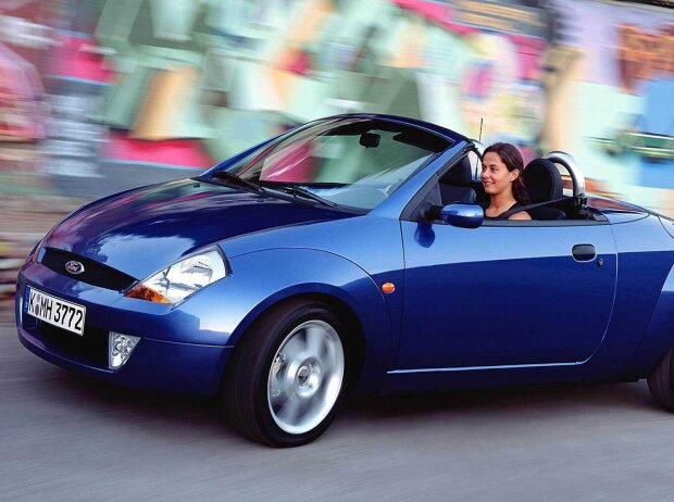 Ford Streetka (2003-2005)