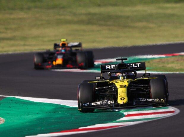 Daniel Ricciardo, Alexander Albon