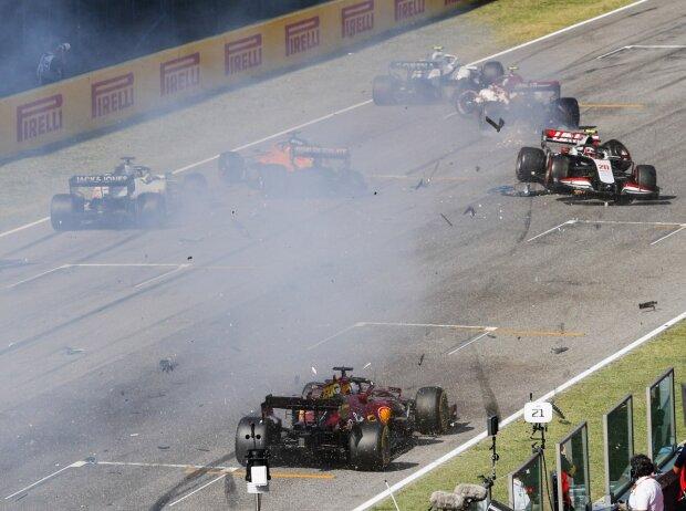 Kevin Magnussen, Carlos Sainz