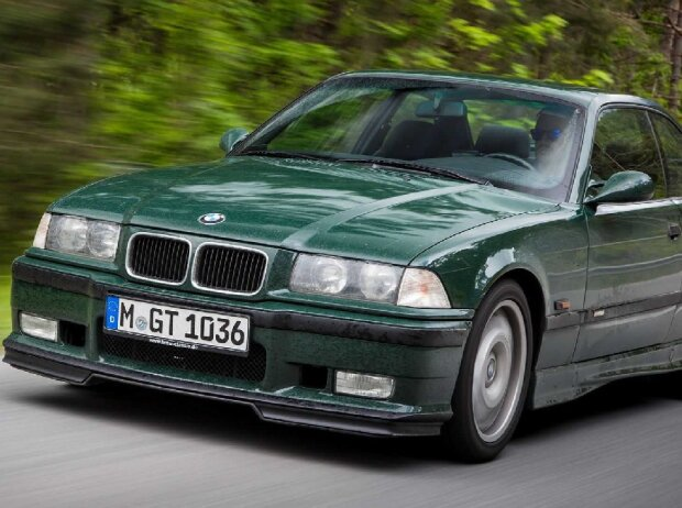 BMW M3 GT E36 (1995)