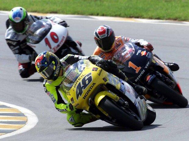 Valentino Rossi, Alex Criville