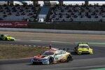 Sheldon van der Linde (RBM-BMW) und Timo Glock (RMG-BMW)