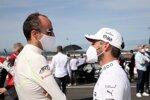 Robert Kubica (ART) und Timo Glock (RMG-BMW)