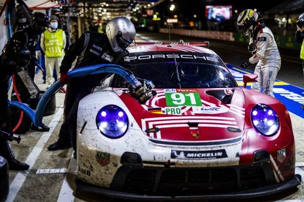 Gianmaria Bruni Porsche Porsche GT Team WEC ~Gianmaria Bruni ~