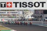 Moto3 Start in Misano