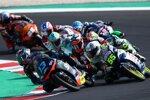 Celestino Vietti (VR46) und Romano Fenati (Max Racing)