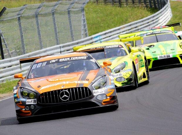 24h Nürburgring, Einführungsrunde