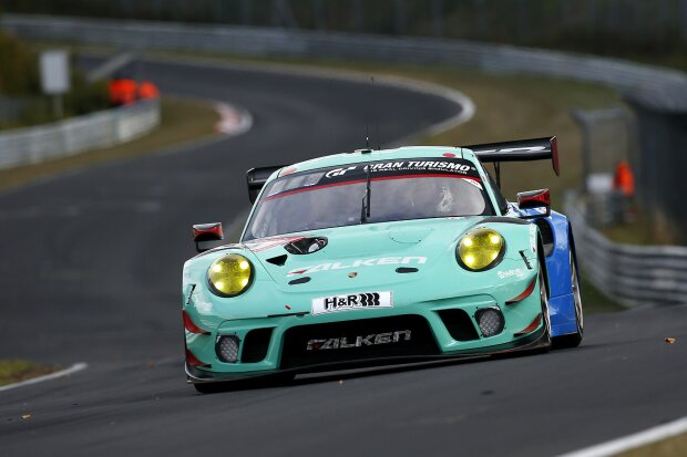 Klaus Bachler Martin Ragginger Falken Falken Motorsport VLN ~~