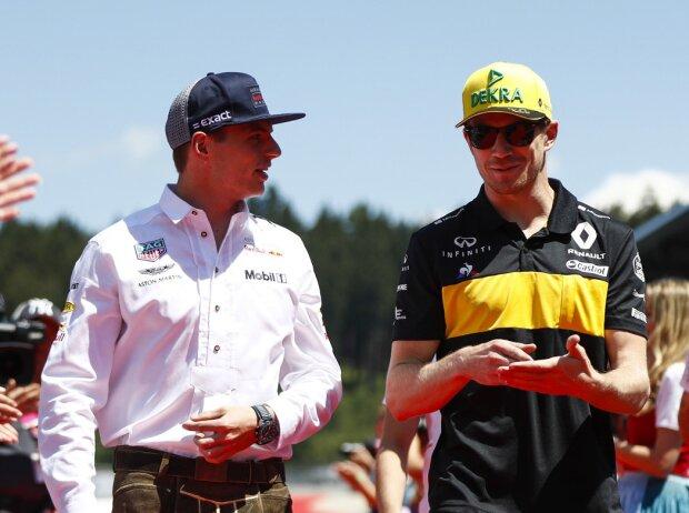 Max Verstappen, Nico Hülkenberg