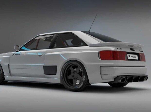 RIOR Design Audi RS 2 Coupé Widebody