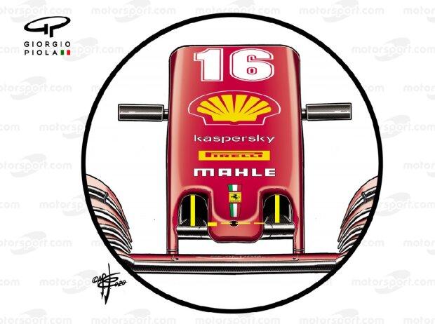 Ferrari-Nase