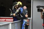 Valentino Rossi und Luca Marini