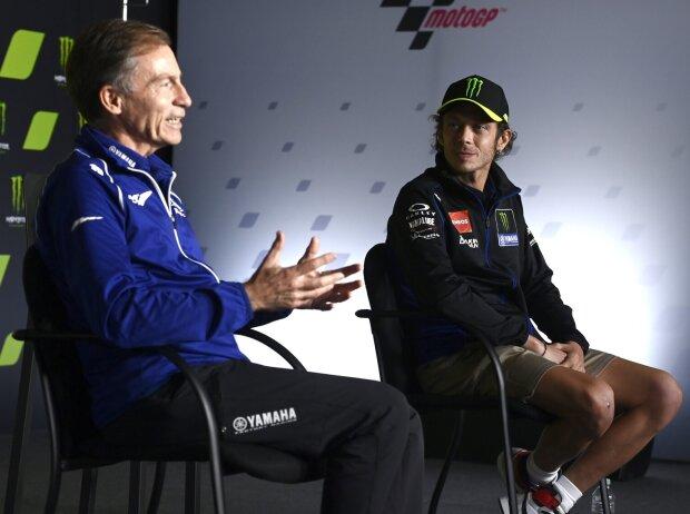 Valentino Rossi, Lin Jarvis