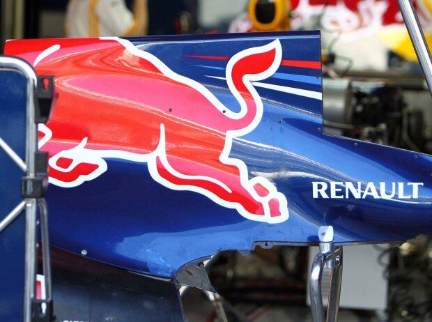 Red Bull Renault Logo