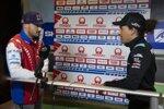 Jack Miller (Pramac) und Franco Morbidelli (Petronas)