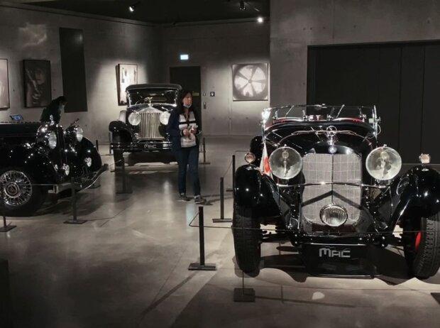 Erdmann und Rossi Ausstellung MAC Museum Art and Cars Singen