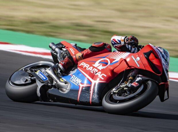 MotoGP Le Mans FT2: Jack Miller holt Freitags Bestzeit