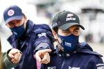 Sergio Perez (Racing Point) und Nico Hülkenberg (Racing Point)