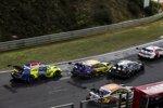 Timo Glock (RMG-BMW) und Ferdinand Habsburg (WRT )