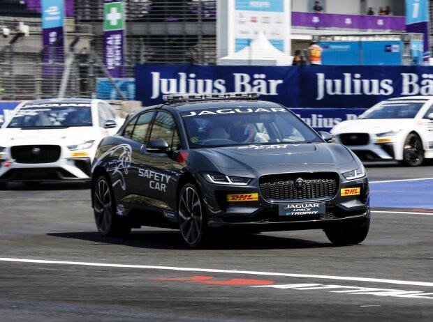 Jaguar I-Pace-eTrophy