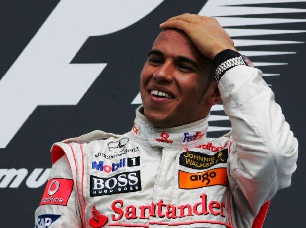 Lewis Hamilton, Kanada 2007