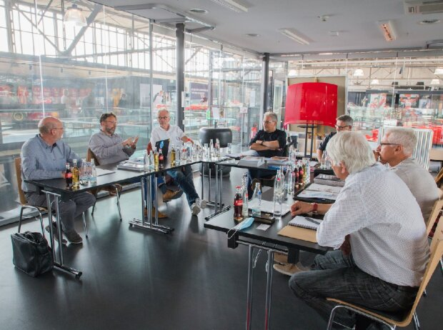 DEUVET-Beiratssitzung September 2020 Motorworld Köln - Rheinland