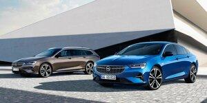 Opel Insignia: News, Gerüchte, Tests