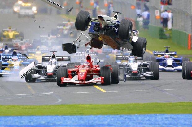 Ralf Schumacher Rubens Barrichello Ferrari Ferrari F1Williams Williams F1 ~Ralf Schumacher und Rubens Barrichello ~