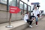 Jonathan Aberdein (RBM-BMW) und Timo Glock (RMG-BMW)