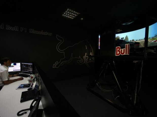 Red Bull F1 Simulator