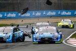 Fabio Scherer (WRT ) und Robin Frijns (Abt-Audi)